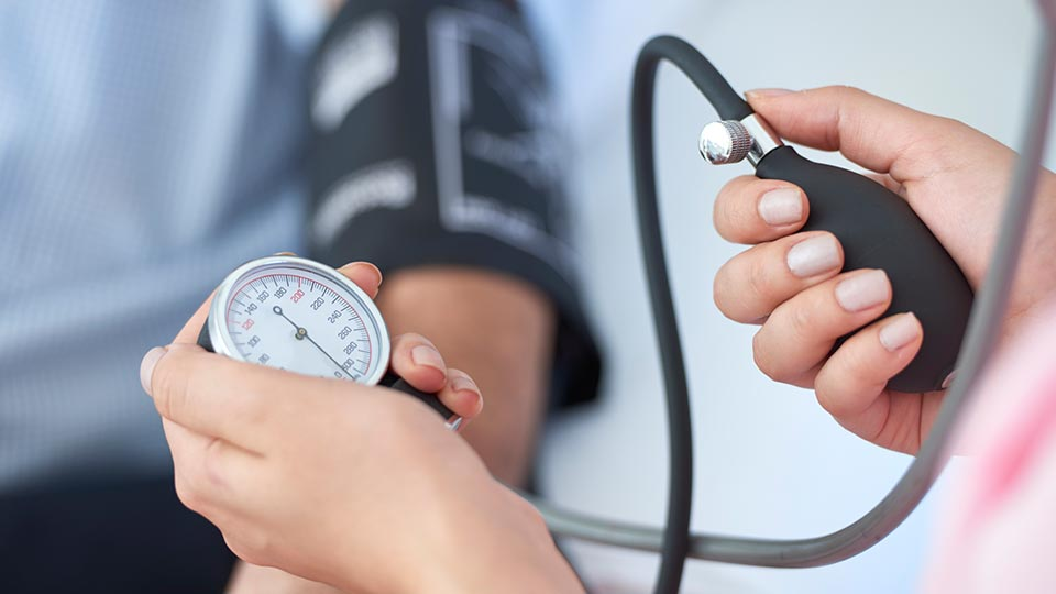 Personal Wellbeing - Healthy Blood Pressure and your Heart